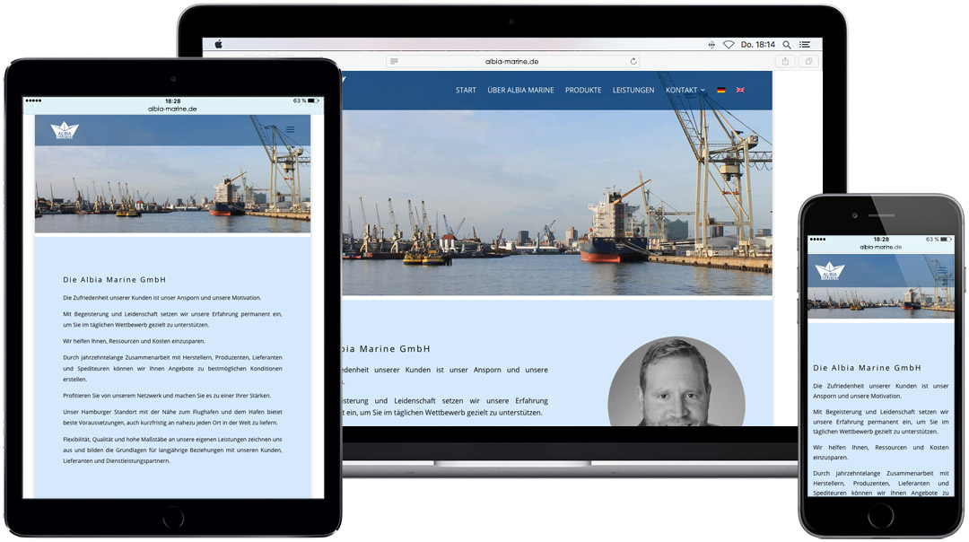 Albia Marine GmbH - http://www.albia-marine.de